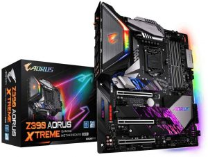 Best Xtreme Overclocking Motherboard for i9-9900k